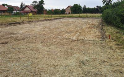 Pierwszy etap budowy rozpoczęty